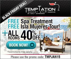 Temptation Black Friday 40% off